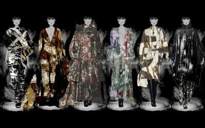 """""""Searching for Divinity""""- Inspiration behind the textile collection"""